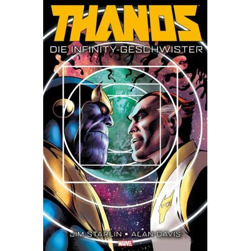 Infinity Thanos - Die Infinity-Geschwister