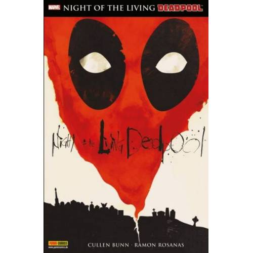 Deadpool - Night of the living Deadpool