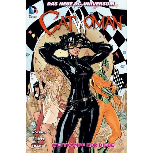 Catwoman 6 (2012) - Wettkampf der Diebe