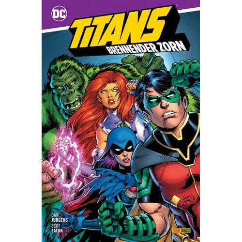 Titans - Brennender Zorn