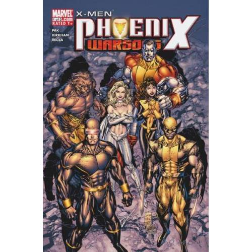 Phoenix XMen - Phoenix Hardcover