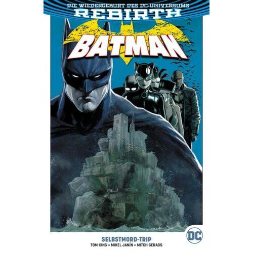 Batman Paperback 2 - Selbstmord-Trip
