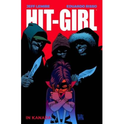 Hit-Girl in Kanada Variant