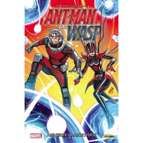 Ant-Man & Wasp: Abenteuer im Microverse