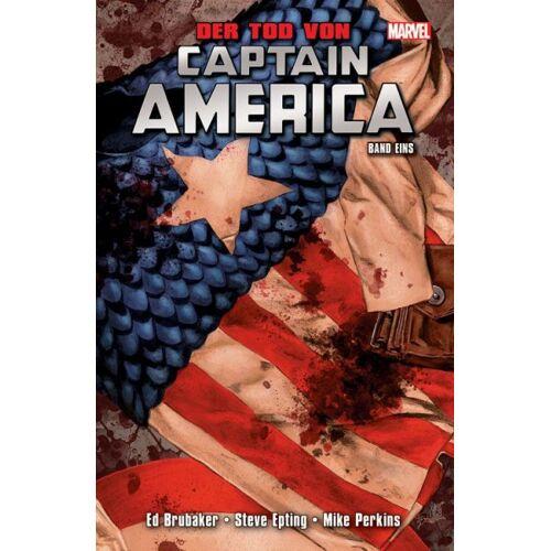 Captain America - Der Tod von Captain America 1