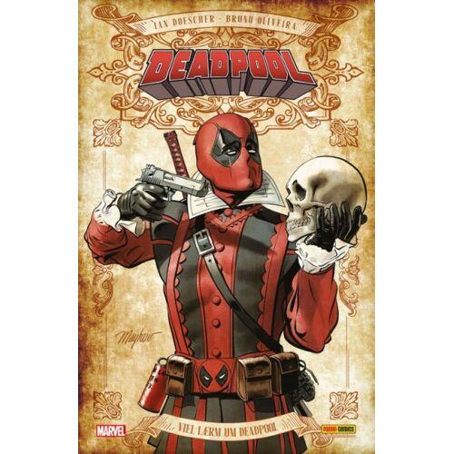 Deadpool: Viel Lärm um Deadpool Hardcover
