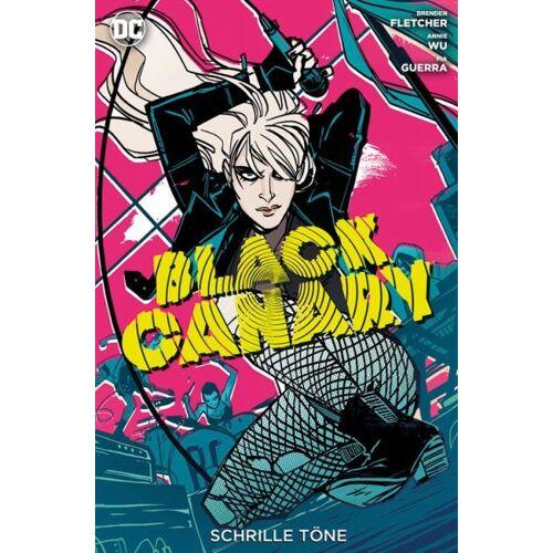 Black Canary 1
