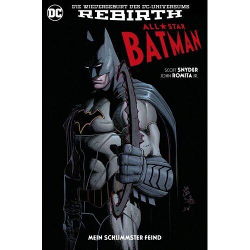 All-Star Batman 1 - Mein schlimmster Feind