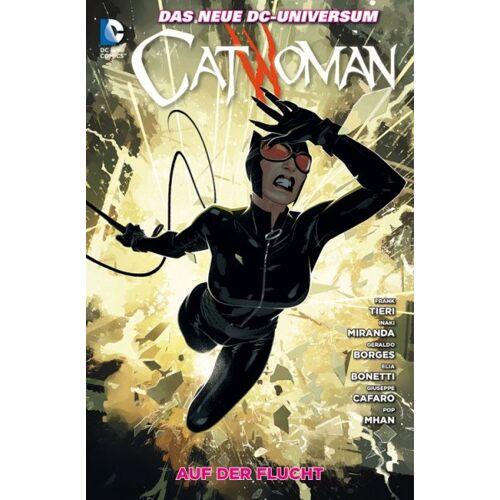 Catwoman 9 (2012) - Auf der Flucht