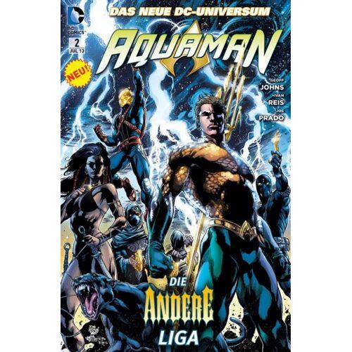 Aquaman 2 - Die andere Liga (2012)
