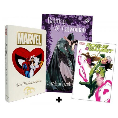 Superhelden-Love-Bundle