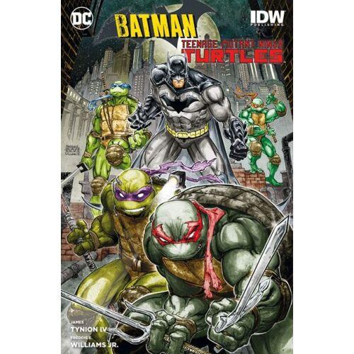 Mutant Batman/Teenage Mutant Ninja Turtles