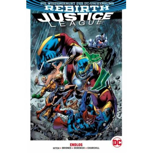 Justice League 4 - Endlos