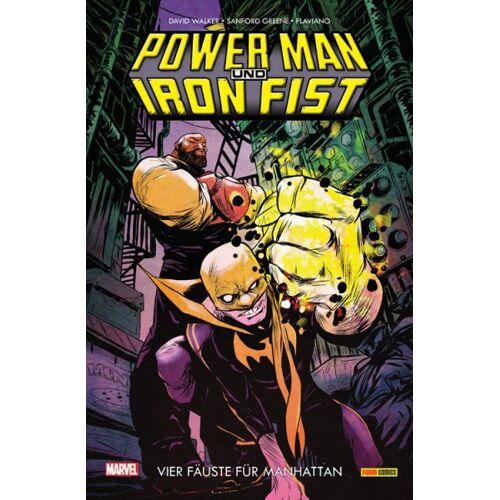 Power Man & Iron Fist 1 - Vier Fäuste für Manhattan