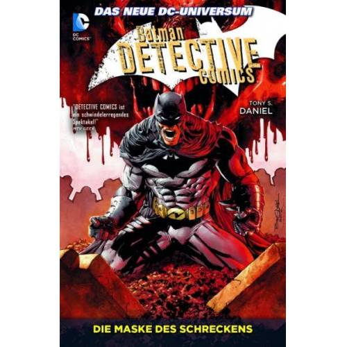 Batman Detective Comics 2 - Die Maske des Schreckens