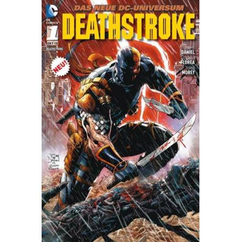 Deathstroke 1 (2015)