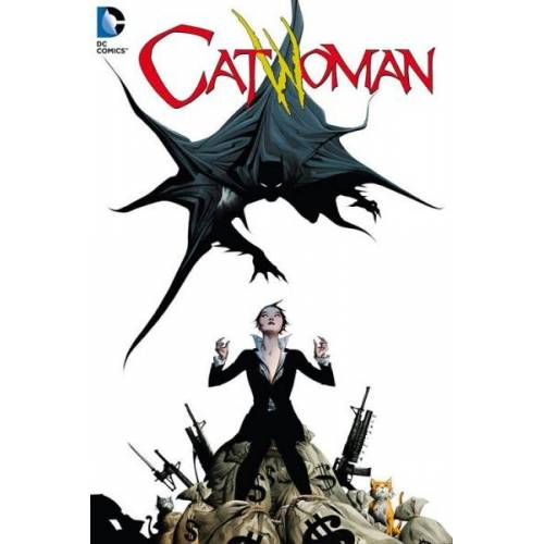 Catwoman 7 (2012): Catwoman Eternal