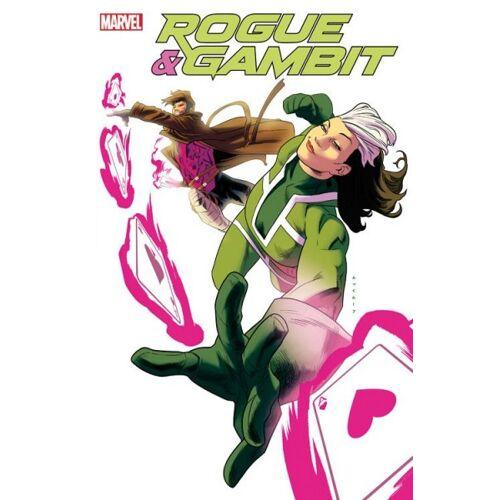 Rogue & Gambit - Feuer und Flamme
