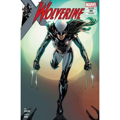 Wolverine 5: Tod aus dem All