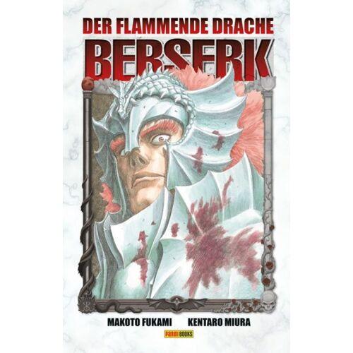Berserk Roman: Der flammende Drache