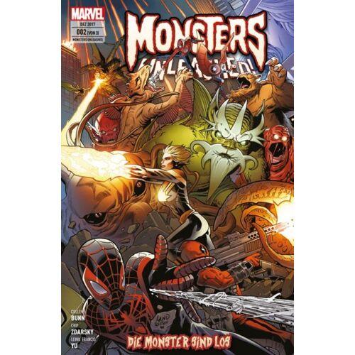 Monster Cable Monsters Unleashed - Die Monster sind los 2