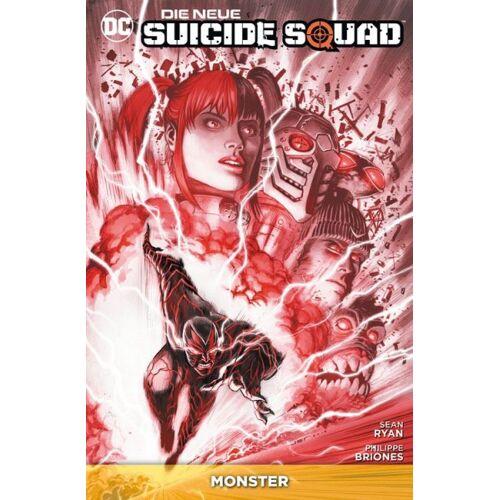 Die neue Suicide Squad 2 - Monster