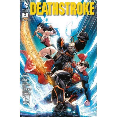 Deathstroke 2 (2015)