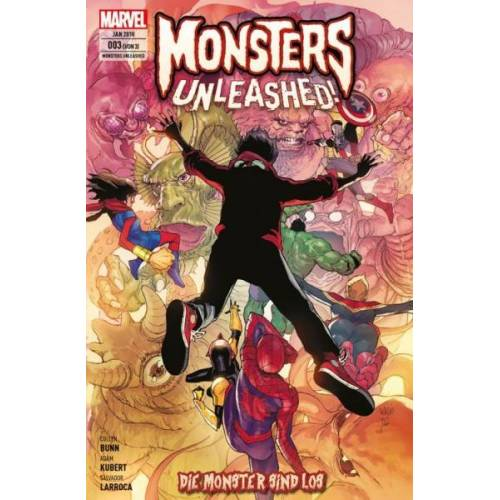 Monster Cable Monsters Unleashed - Die Monster sind los 3