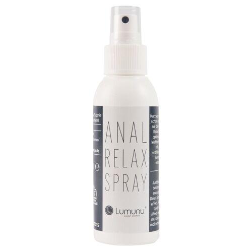 Lumunu Deluxe Anal Relax Spray (100ml)