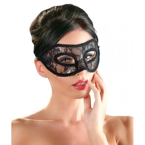 Cottelli Collection Spitzen-Augenmaske