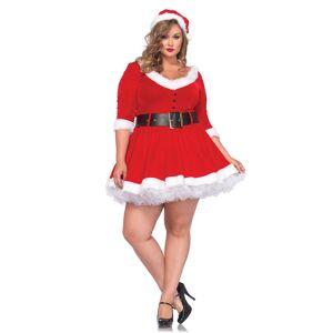 Leg Avenue Miss Santa (1XL/2XL)