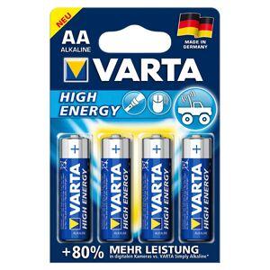 Varta Mignon-Batterien 4er Set