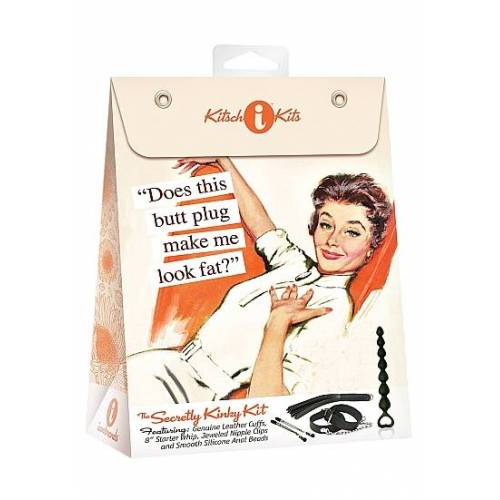 Icon Brands Kitsch Kits - The Secretly Kinky Kit