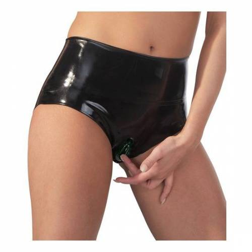 LateX Vagina-Slip aus Latex
