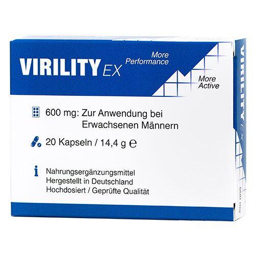 Virility EX - Potenzmittel - 600mg