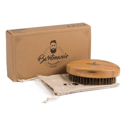 Bartmanie Bartbürste