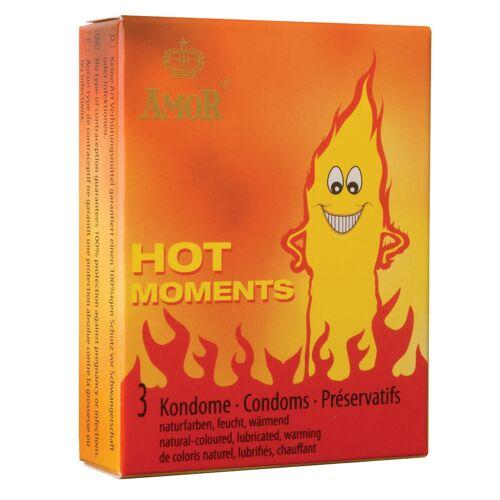 AMOR Hot Moments Kondome