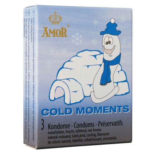 AMOR Cold Moments Kondome
