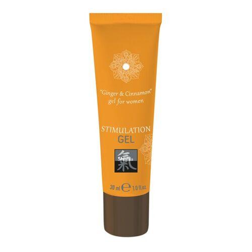Shiatsu Stimulation Cream Ingwer/Zimt (30ml)