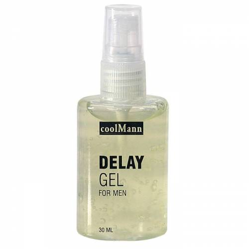 Cobeco Coolman Delay Gel 30ml