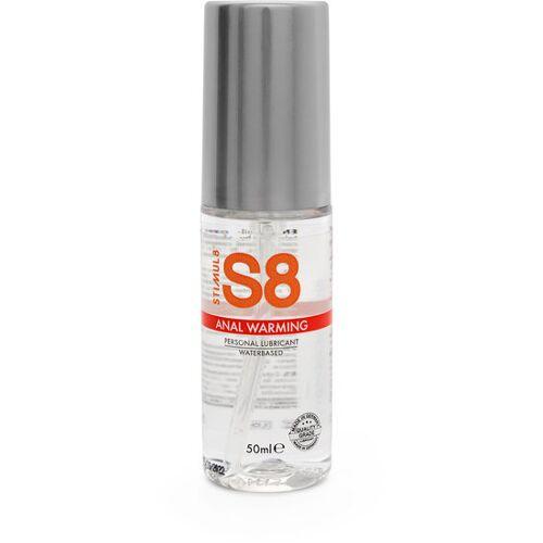 Stimul8 Wärmendes Anal Gleitgel S8