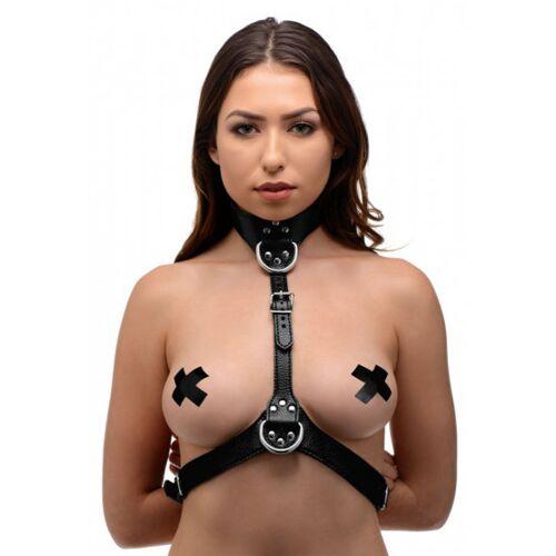 Strict SM Brustgurt für Frauen