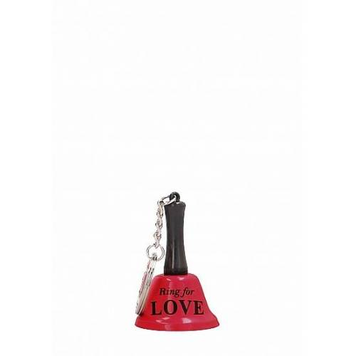 Shots Toys Ring for Love - Keyring (red)
