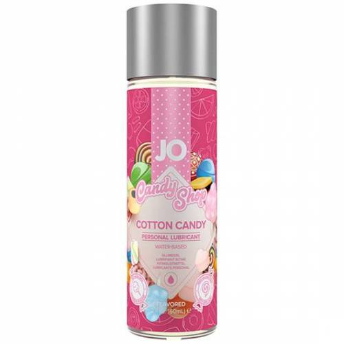 System JO - Candy Shop H2O Cotton Candy Lubricant (60 ml)