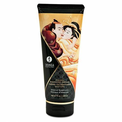 Shunga - Massage Cream Almond (200 ml)