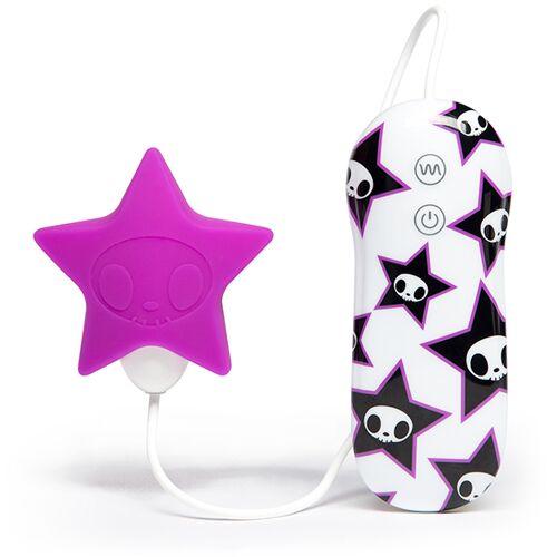 Tokidoki - Silicone Pink Star Clitoral Vibrator