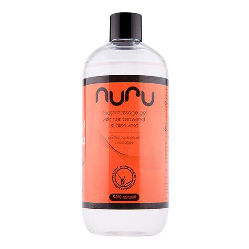 Nuru - Massage Gel mit Nori Seegras & Aloe Vera (500 ml)
