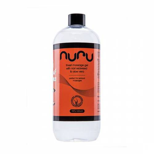 Nuru - Massage Gel mit Nori Seegras & Aloe Vera (1000 ml)