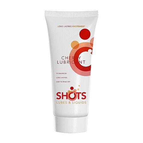 Shots Toys Cherry Lubricant - 100 ml