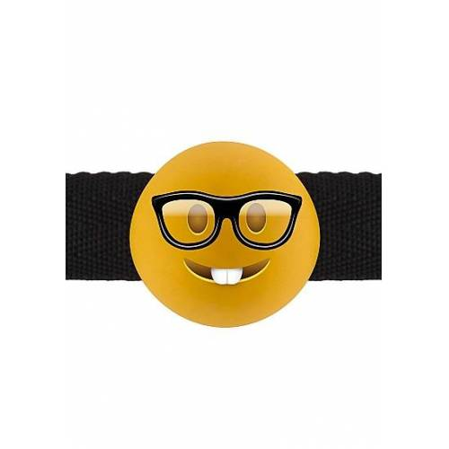 S-Line Nerd Emoji